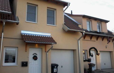 Modern, új építésű 114 m2, 5 szobás ECO tégla családi ház Levélen kivitelezőtől eladó (Ref.:HIC107)