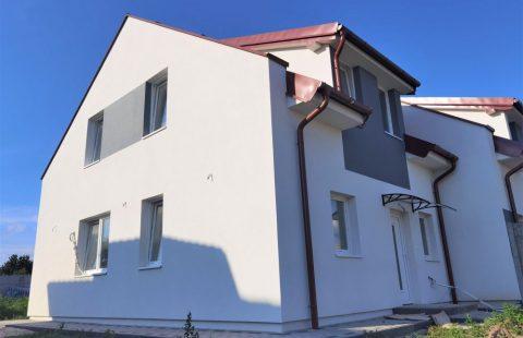 Azonnal költözhető 5 szobás 114 m2 újépítésű ház, 408 m2 telek, hőszivattyú fűtés